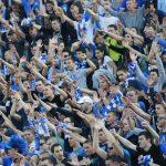 Феновете на Левски също поискаха допускането на зрители на стадионите